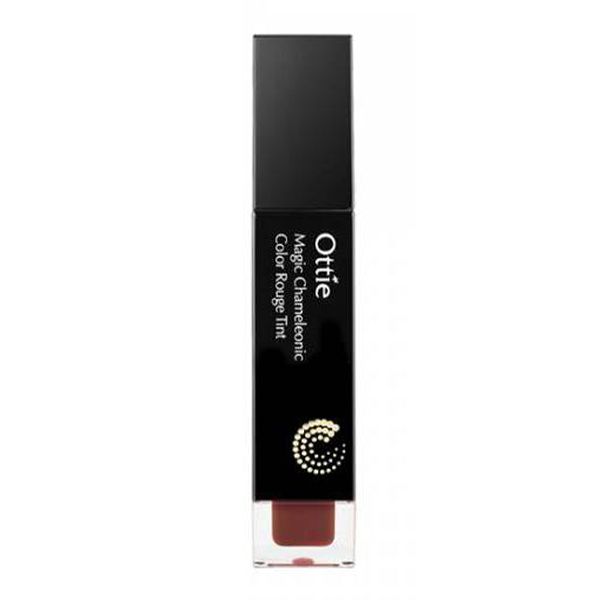 Тинт-блеск для губ Ottie Magic Сhameleonic Color Rouge Tint Chocolate Coral