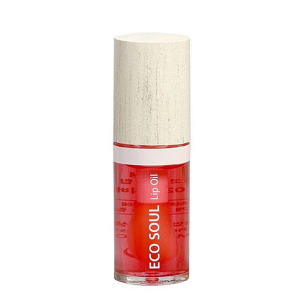 Масло для губ The Saem Eco Soul Berry Lip Oil