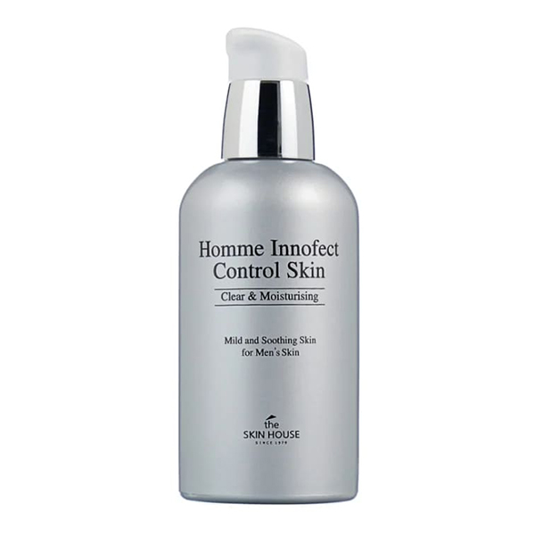 Тонер для мужской кожи The Skin House Homme Innofect Control Skin
