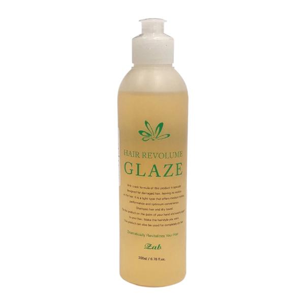 Средство для глазирования волос Zab Hair Revolume Glaze
