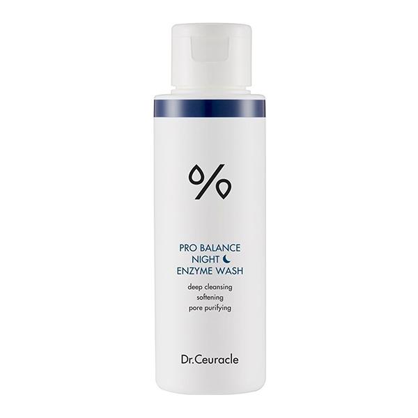 Энзимная пудра для вечернего использования  Dr.Ceuracle Pro-balance Night Enzyme Wash