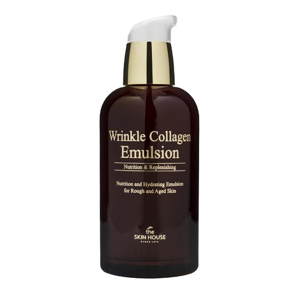 Коллагеновая эмульсия от морщин The Skin House Wrinkle Collagen Emulsion