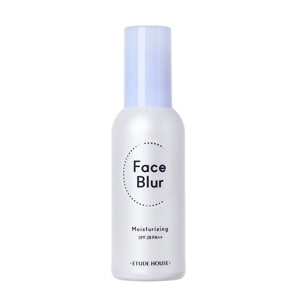 Мультифункциональная увлажняющая база для макияжа Etude House Moisturizing Face Blur SPF 28 PA++