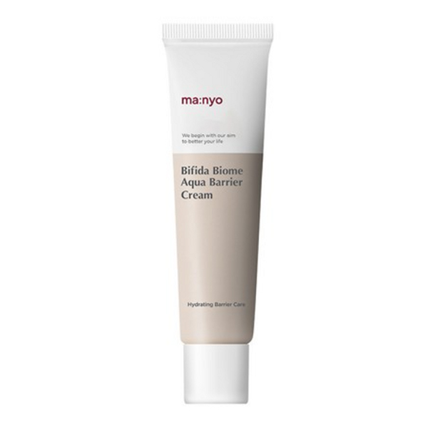 Восстанавливающий крем для чувствительной кожи Manyo Factory Bifida Biome Aqua Barrier Cream