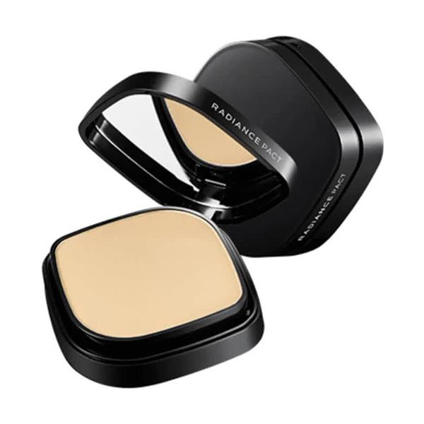 """Компактная пудра для лица с эффектом сияния Missha Radiance Pact SPF27 PA++ """"Vanilla"""""""