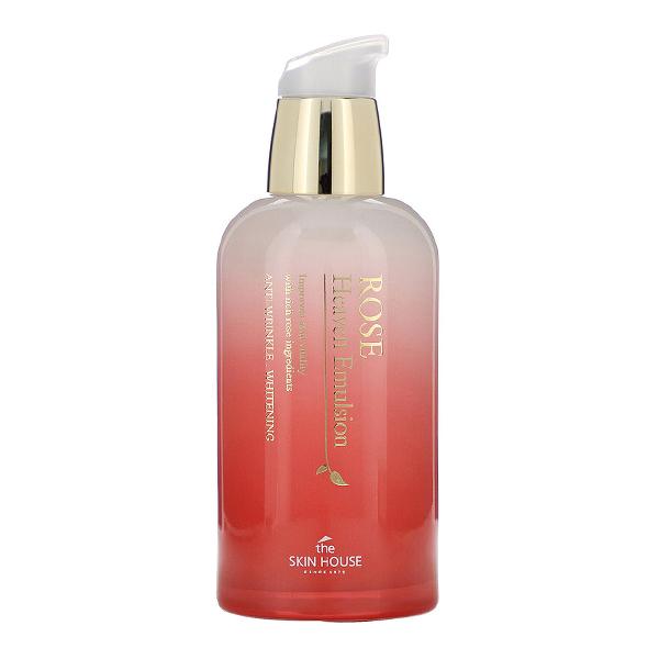 Питательная эмульсия для сухой кожи The Skin House Rose Heaven Emulsion