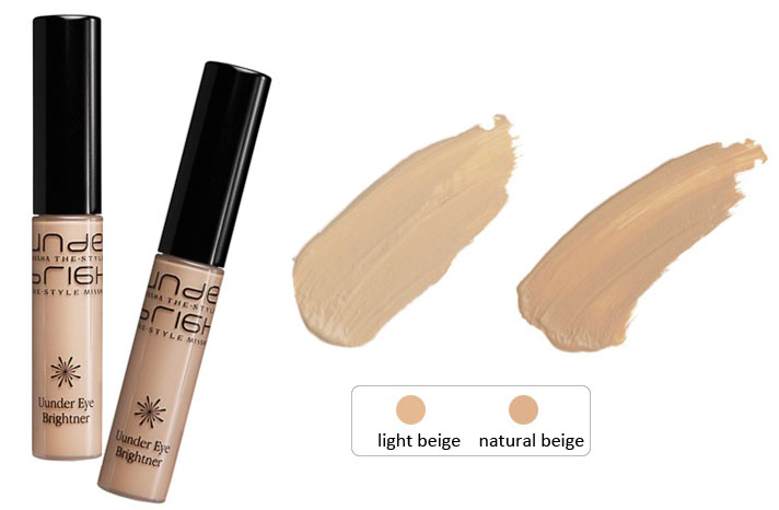 Missha The Style Under Eye Brightner Concealer
