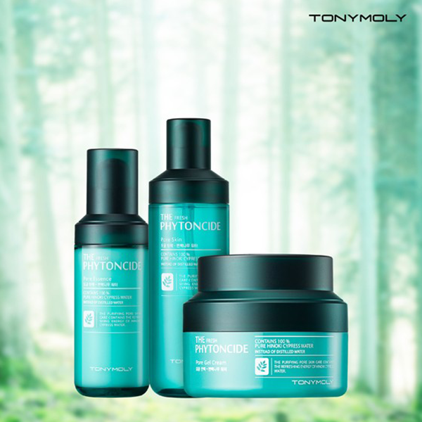 Tony Moly The Fresh Phytoncide Pore Gel Cream