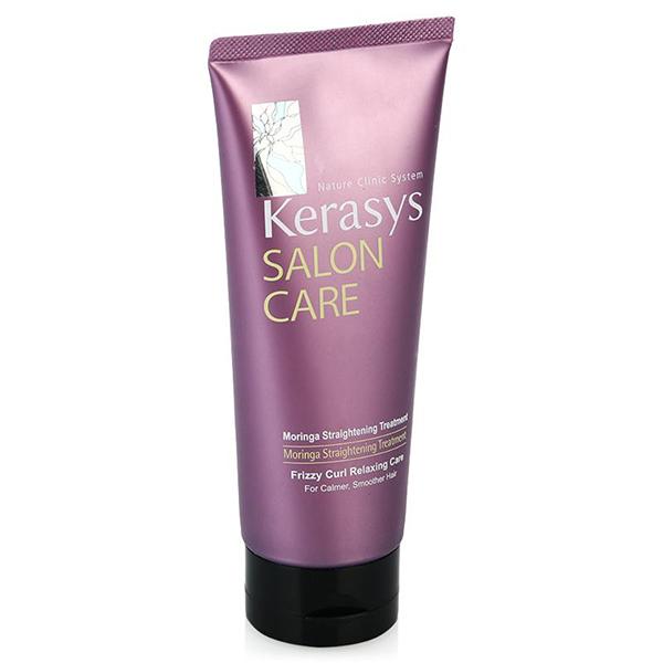 KeraSys Salon Care Moringa Straightening Treatment