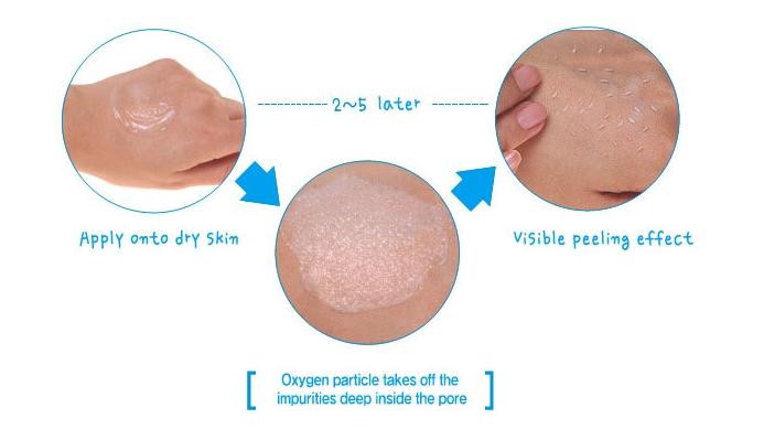 Missha Super Aqua Oxygen Micro Essence Peeling
