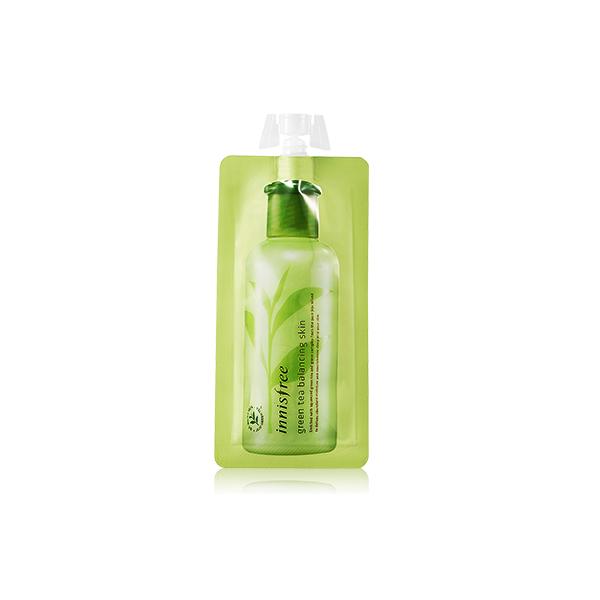 Innisfree Green Tea Balancing Skin 10 ml