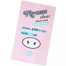 Holika Holika Pignose Clear Black Head Perfect Sticker Set