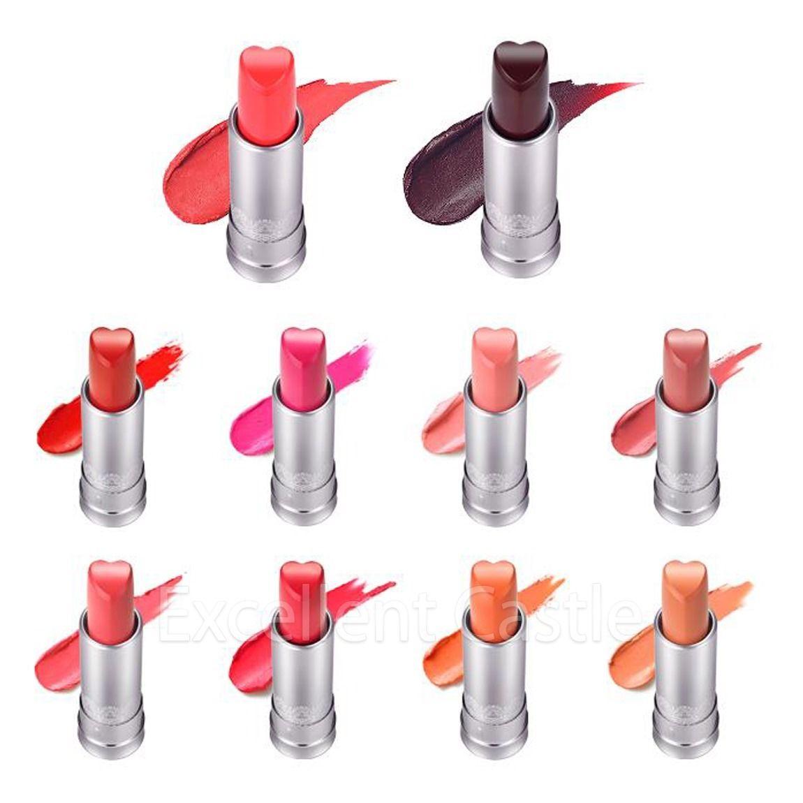 Holika Holika Heartfull Silky Lipstick
