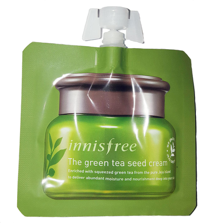 Innisfree The Green Tea Seed Cream 5ml
