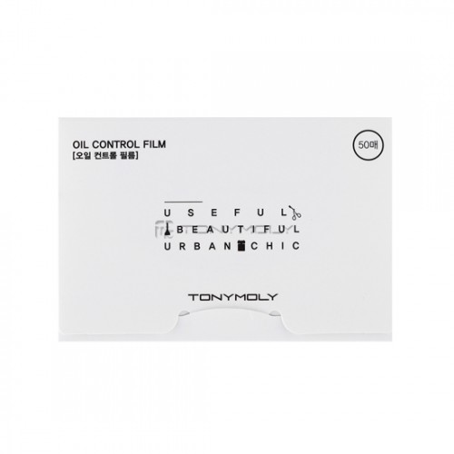 Tony Moly 3M Oil Blotting Film