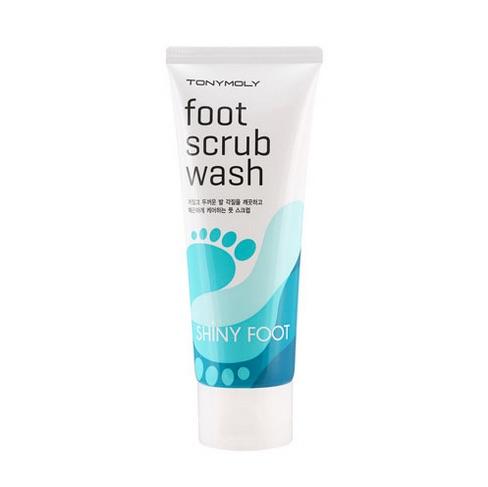 Tony Moly Shiny Foot Scrub Wash
