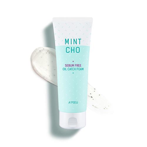 A'PIEU Mint Cho Sebum Free Oil Catch Foam