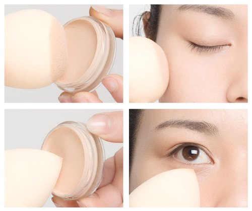 Blender Puff Make-up Foundation Sponge