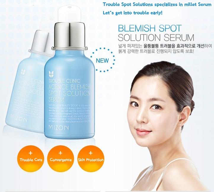 Mizon Acence Blemish Spot Solution Serum