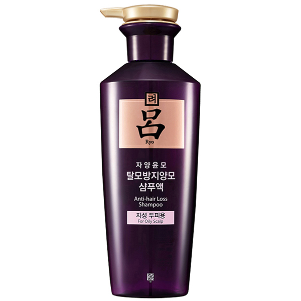 Ryo Jayang Anti Hair Loss Shampoo (For Oily Scalp)