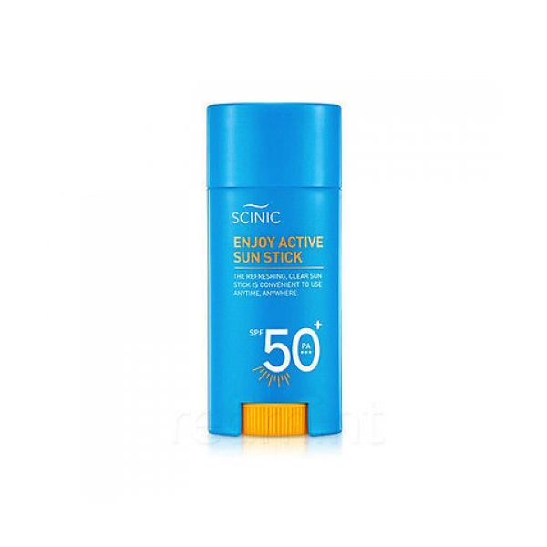 Scinic Enjoy Active Sun Stick SPF50+