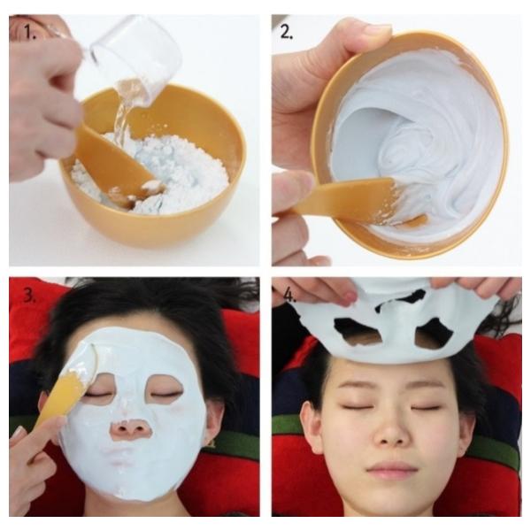 Anskin Modeling Mask (Sachet)