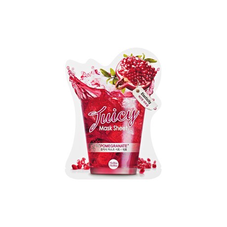 Holika Holika Pomegranate Juicy Mask Sheet