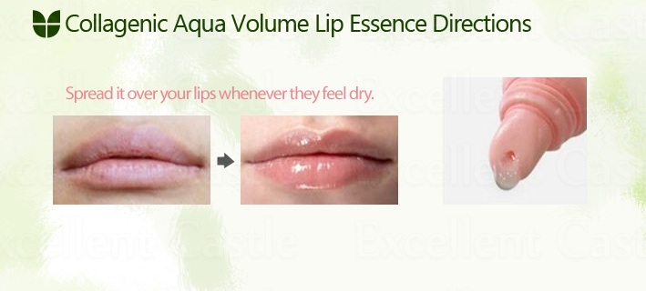 Mizon Collagenic Aqua Volume Lip Essence