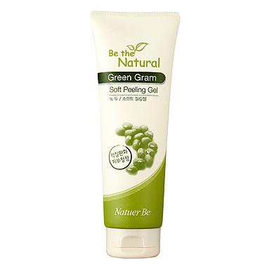 Enprani Natuer Be Natural Green Gram Soft Peeling Gel
