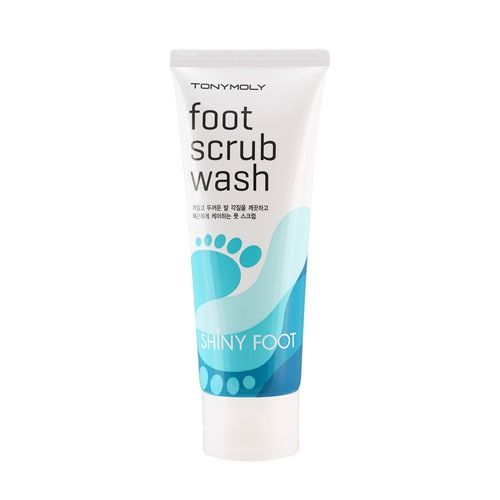 Tony Moly Shiny Foot Scrub Wash