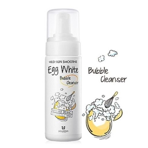 Mizon Egg White Bubble Cleanser