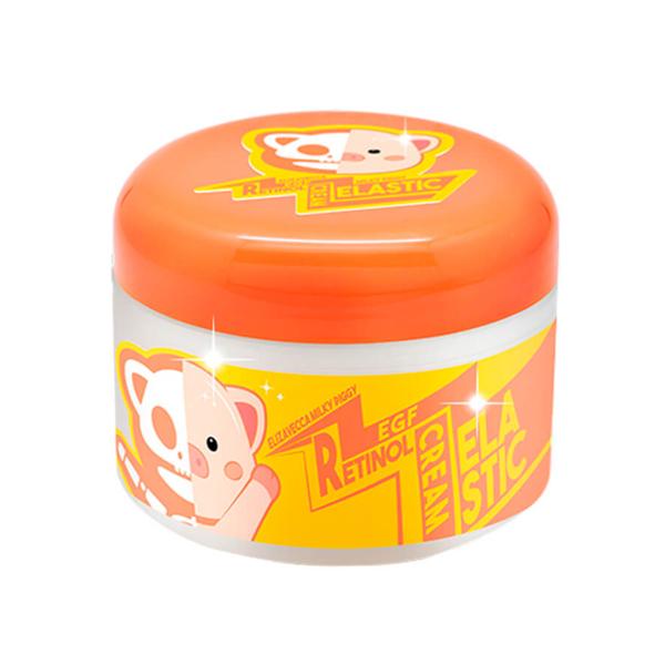 Омолаживающий крем с EGF и ретинолом Elizavecca Milky Piggy EGF Retinol Cream