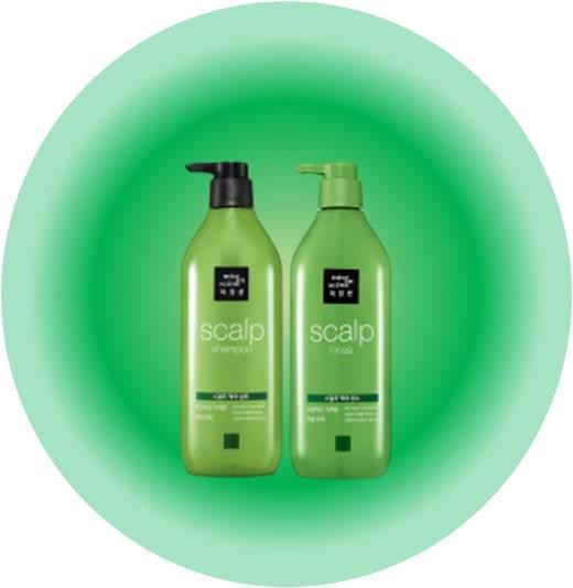 Mise-en-Scene Scalp Care Fresh and Mild Rinse