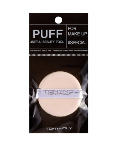 Спонж Tony Moly Make Up Beauty Tool Puff