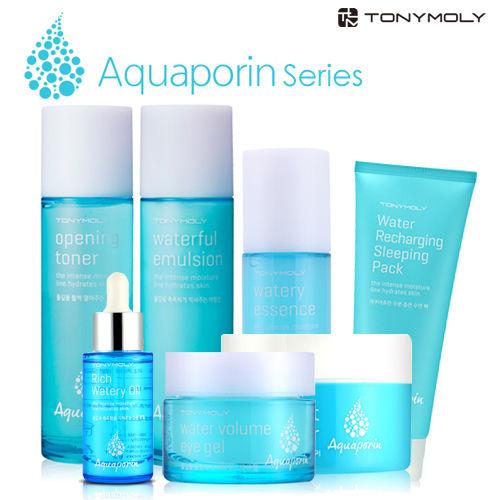 Tony Moly Aquaporin Moisture Foam Cleanser