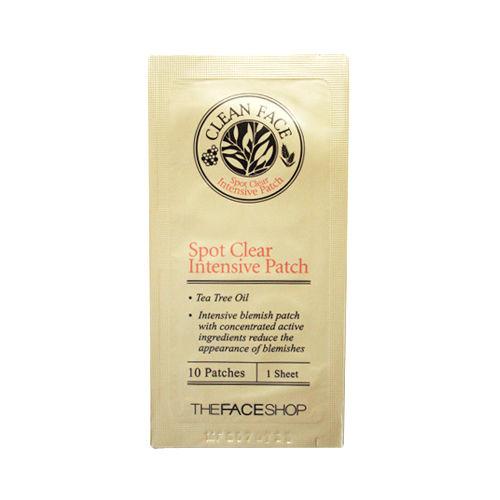 The Face Shop Clean Face Spot Clear Intensive Patch 12 pcs