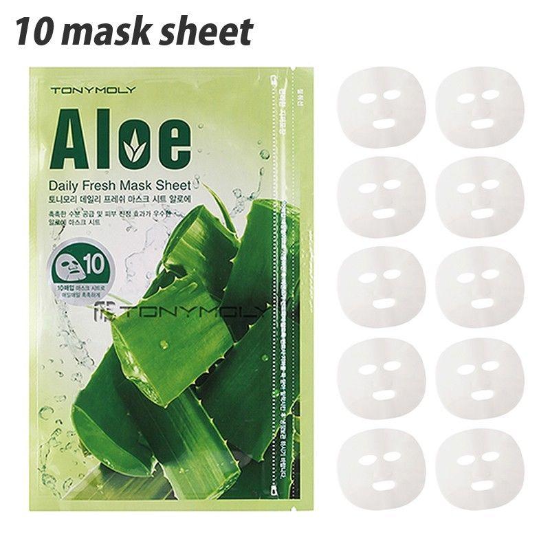 Tony Moly Daily Fresh Aloe Mask Sheet Aloe