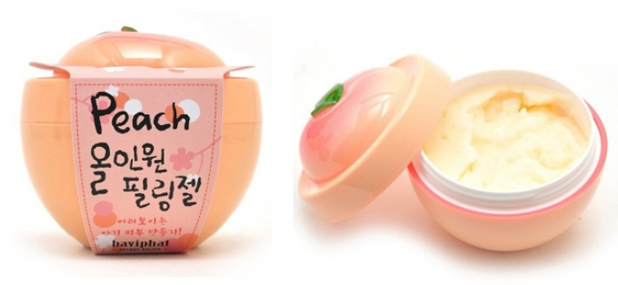 Baviphat Peach All-in-one Peeling Gel