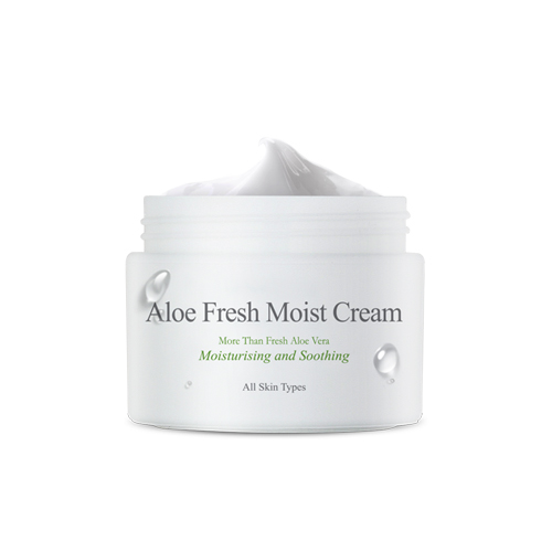 The Skin House Aloe Fresh Moist Cream