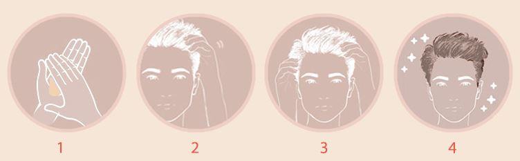 The Saem Silk Hair Style Soft Wax