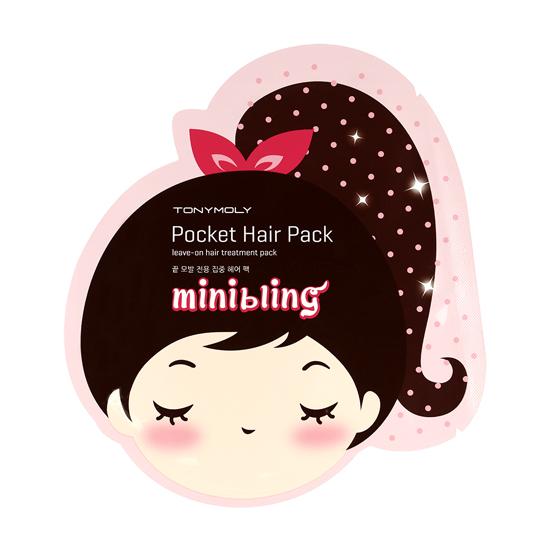 Tony Moly Mini Bling Pocket Hair Pack