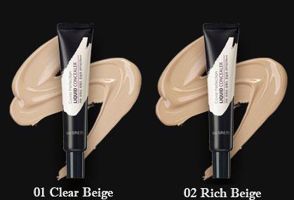 The Saem Cover Perfection Liquid Concealer