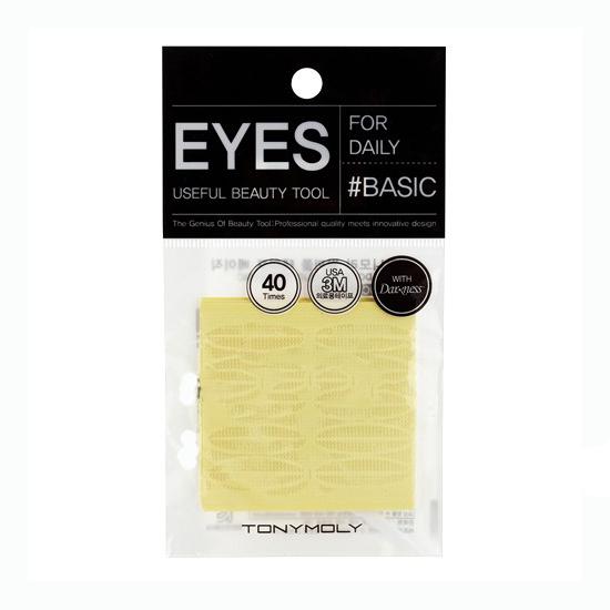 Скотч для создания второго века (желт) Tony Moly Eyelash Tape Basic